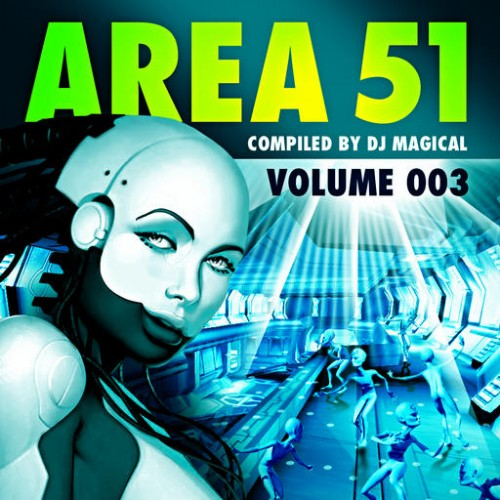 Various Artists - Area 51 vol 3: Front