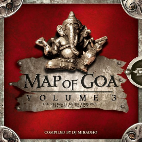 Various Artists - Map Of Goa 3: Front