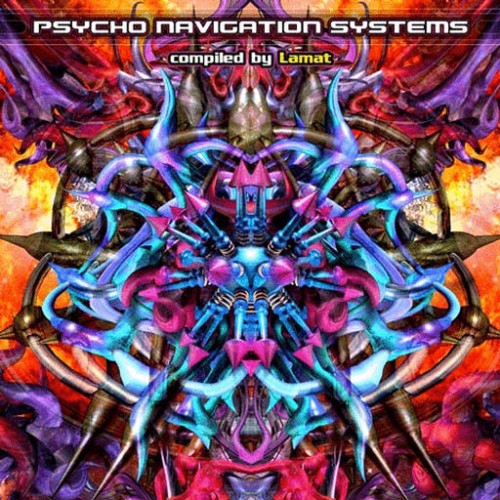 Various Artists - Psycho Navigation Systems: Front
