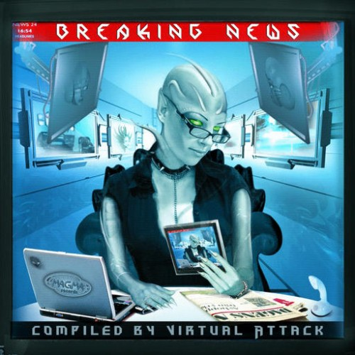 Various Artists - Breaking News: Front