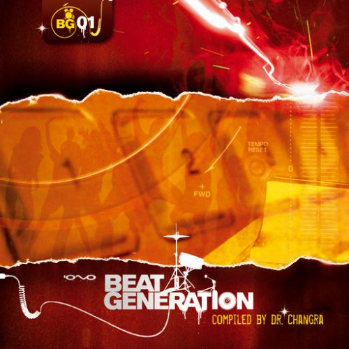 Various Artists - Beat Generation: Front