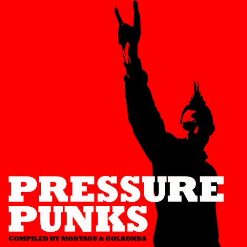 Various Artists - Pressure Punks: Front