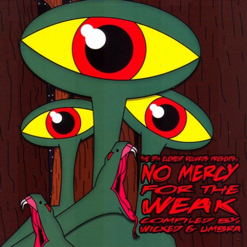 Various Artists - No Mercy For The Weak: Front