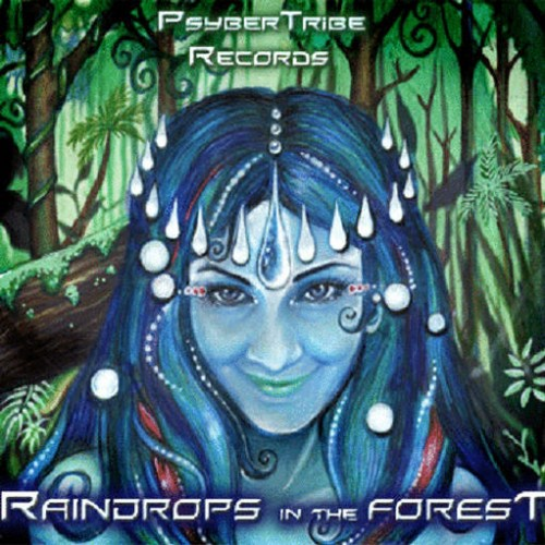 Various Artists - Raindrops In The Forest: Front
