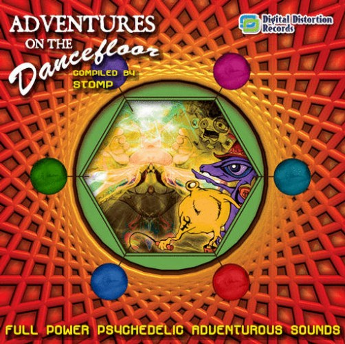 Various Artists - Adventures On The Dancefloor: Front