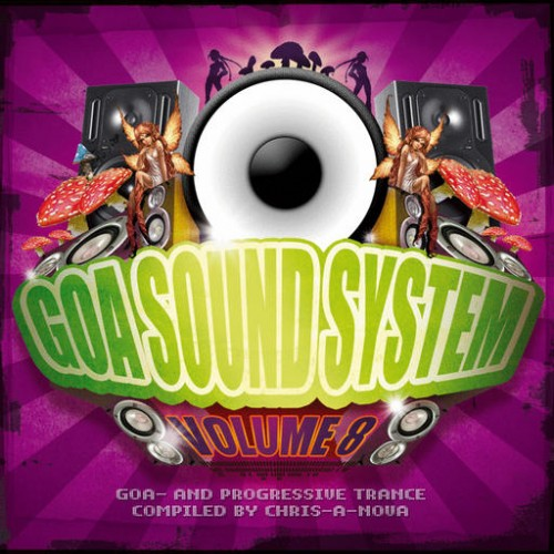Various Artists - Goa Sound System 8: Front
