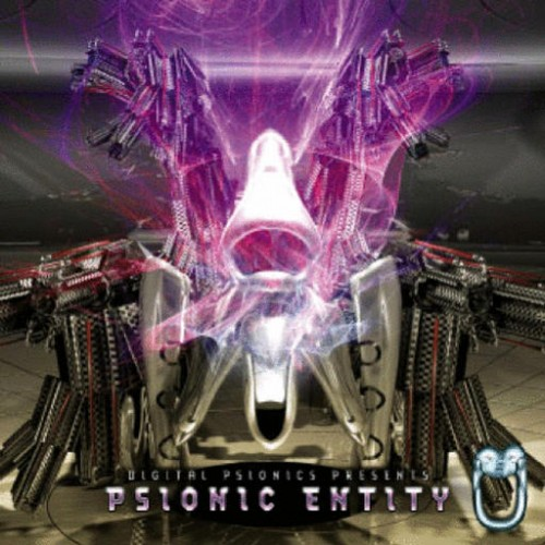Various Artists - Psionic Entity: Front
