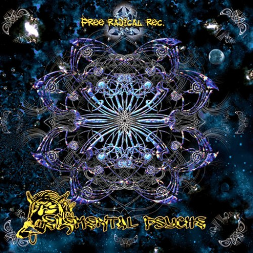 Various Artists - Elemental Psyche: Front