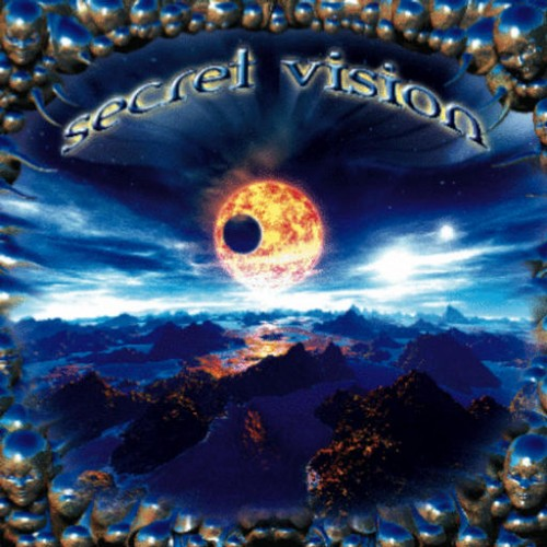 Various Artists - Secret Vision: Front