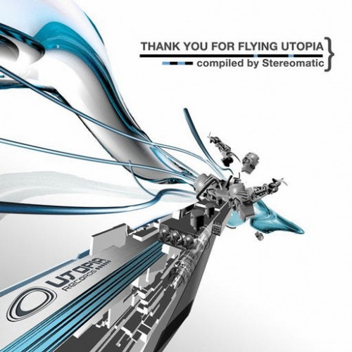 Various Artists - Thank You For Flying Utopia: Front