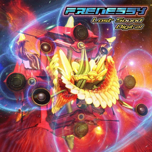 Frenessy - Lost Sound Digital: Front