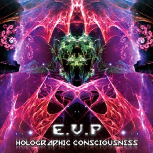 EVP - Holographic Conciousness: Front