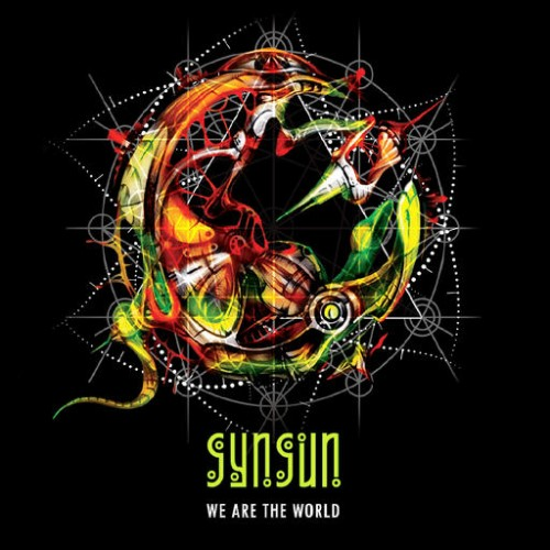 Synsun - We Are The World: Front