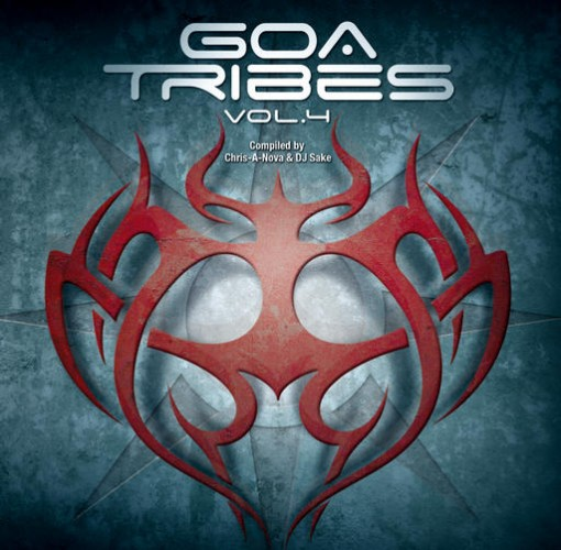 Various Artists - Goa Tribes 4: Front