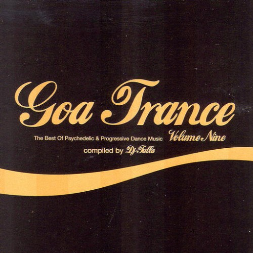 Various Artists - Goa Trance 9: Front