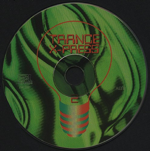 Various Artists - Trance X-Press 2: CD