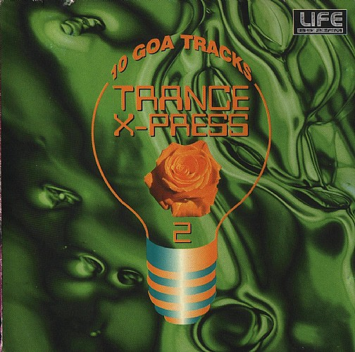 Various Artists - Trance X-Press 2: Front