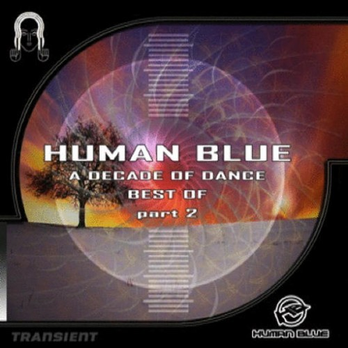 Human Blue - A Decade of Dance - Best of vol 2: Front
