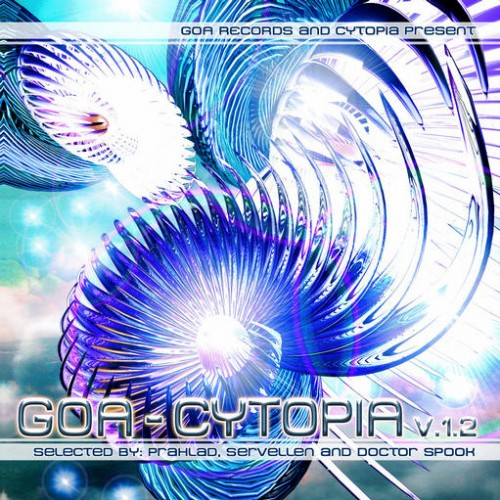 Various Artists - Goa-Cytopia v1.2: Front