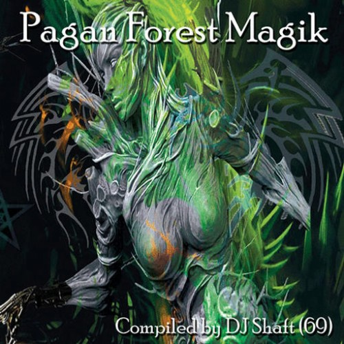 Various Artists - Pagan Forest Magik: Front