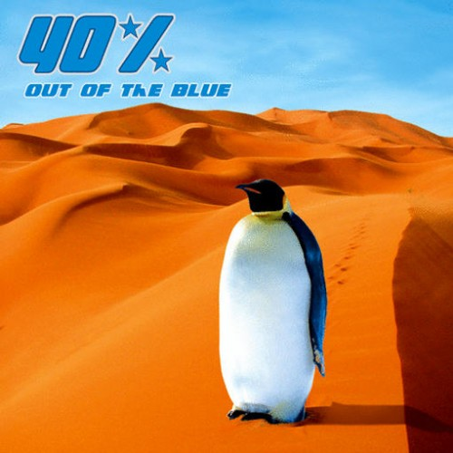 40% - Out Of The Blue: Front