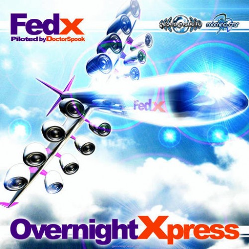 Various Artists - Fedx - Overnight Xpress: Front