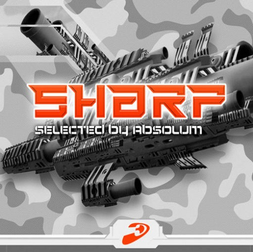Various Artists - Sharp - Selected By Absolum: Front