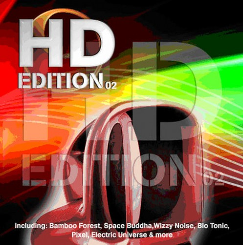 Various Artists - High Definition Edition 2: Front