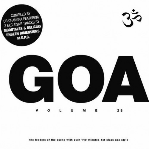 Various Artists - Goa 28: Front