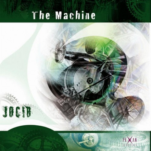 Jocid - The Machine: Front