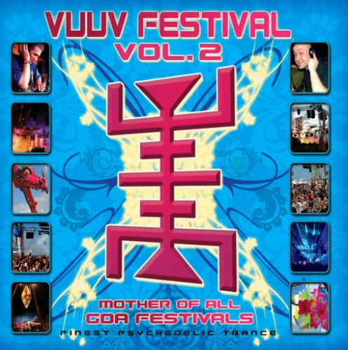 Various Artists - Vuuv Festival vol 2: Front