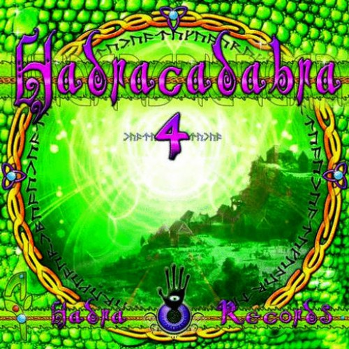 Various Artists - Hadracadabra 4: Front