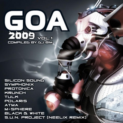Various Artists - Goa 2009 vol 1: Front
