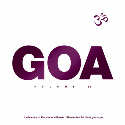 Various Artists - Goa 29: Front