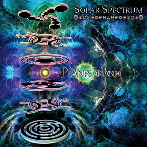 Solar Spectrum - Planes Of Existence: Front