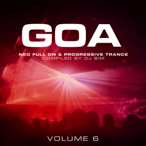 Various Artists - Goa Neo Full On & Progressive Trance vol 6: Front