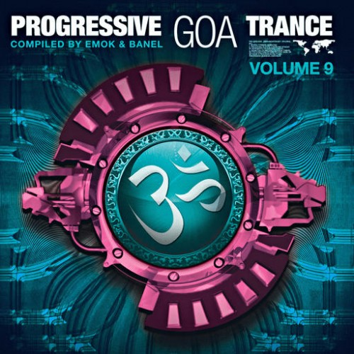 Various Artists - Progressive Goa Trance 9: Front