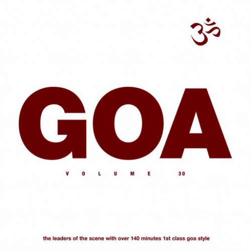 Various Artists - Goa 30: Front