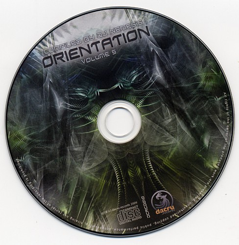 Various Artists - Orientation 5: CD