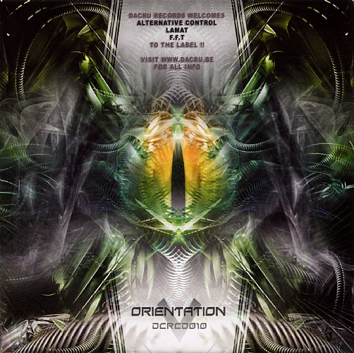 Various Artists - Orientation 5: Inside 2