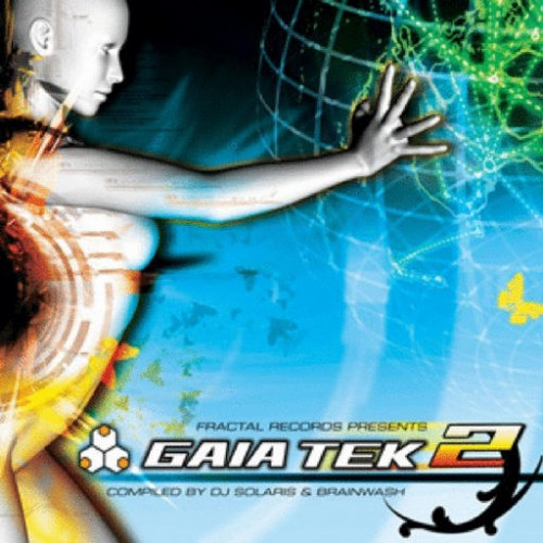 Various Artists - Gaia-Tek 2: Front