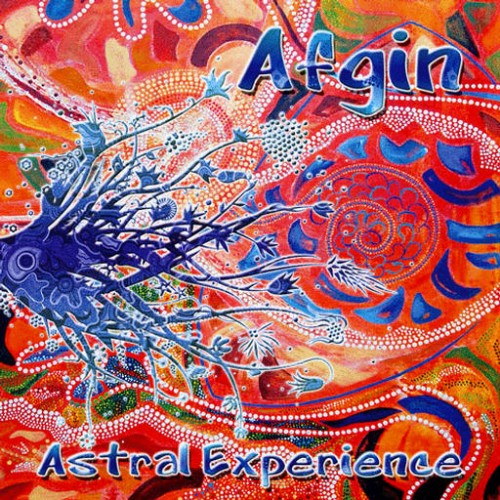 Afgin - Astral Experience: Front