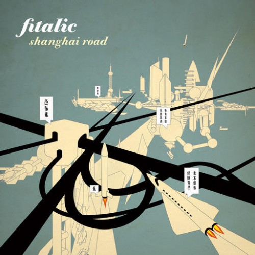 Fitalic - Shanghai Road: Front