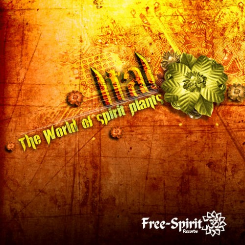 Ital - The World Of Spirit Plants: Front