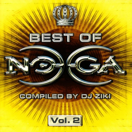 Various Artists - Best Of Noga vol 2 - Mixed By Ziki: Front