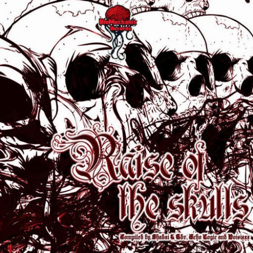 Various Artists - Raise Of The Skulls: Front