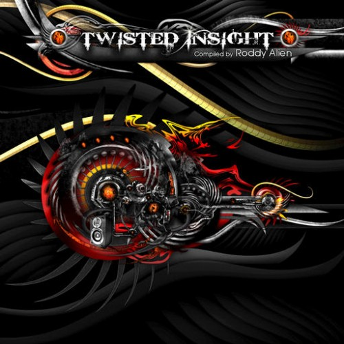 Various Artists - Twisted Insight: Front