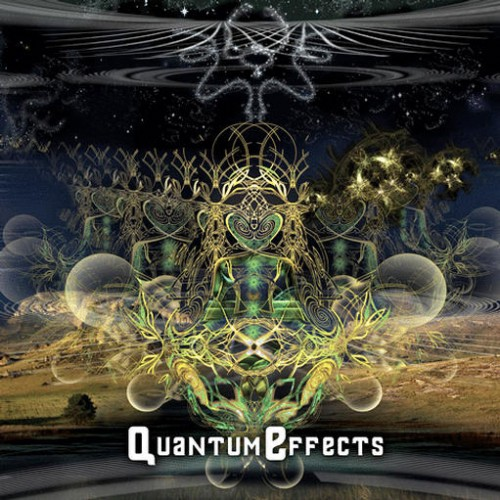 Various Artists - Quantum Effects: Front