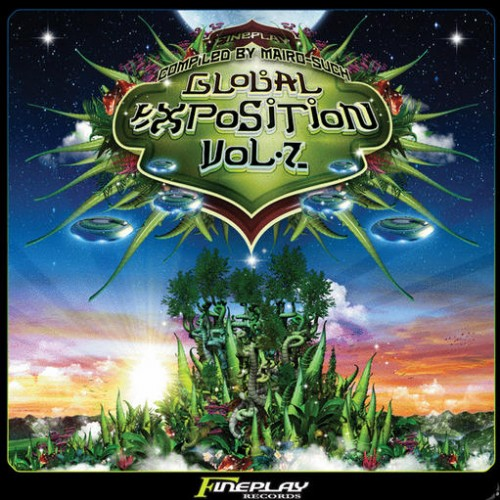Various Artists - Global Exposition 2: Front