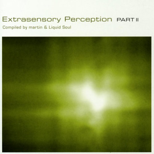 Various Artists - Extrasensory Perception Part 2: Front